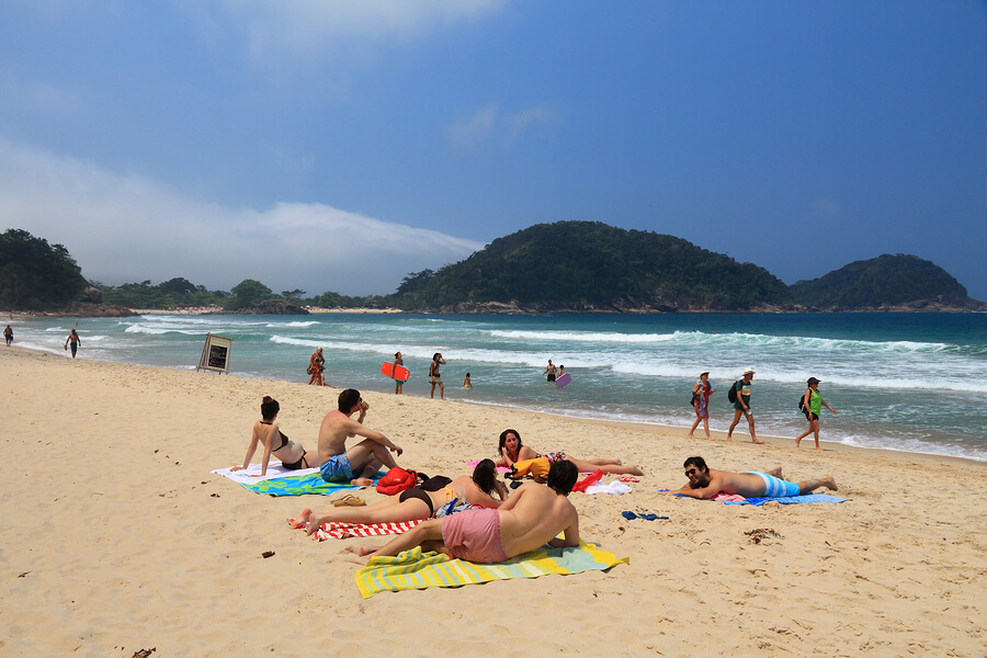 Paraty-Beach