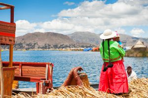 Underwater museum to open on Lake Titicaca
