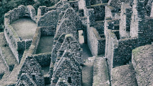 Ancient ruins found in Cusco