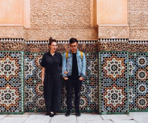 Travel interview: Andrew & Emily from Along Dusty Roads