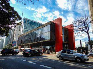 Getting to Fundação Bienal de São Paulo