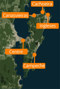 Florianopolis Map