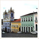 Tours of Salvador's Pelourinho district