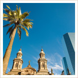 Tours of Central Santiago