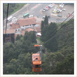 Teleferico Cable-Car to Monserrate, Bogota