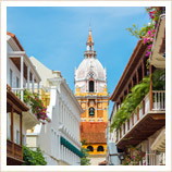 Colonial Centre of Cartagena, Colombia
