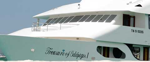 Cruise on the Treasure of Galapagos
