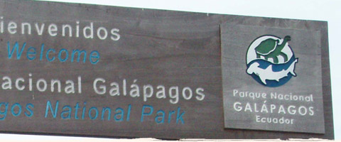 Galapagos National Park Regulations