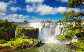 Combined tours of Rio, Machu Picchu & Iguazu Falls