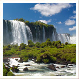 Holiday in Iguazu Falls